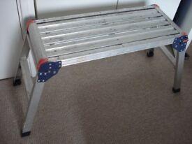Abru Professional Work Platform 760 x 300 x 500mm same as Werner