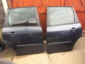 C max rear doors