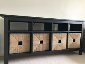 TV Console without baskets - Collection Only