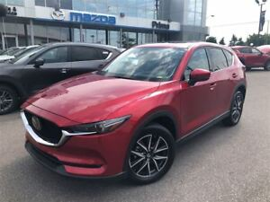 2018 Mazda CX-5 GT TECHNOLOGY PACKAGE, DEMO