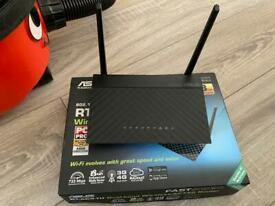 Asus wireless dual band internet router