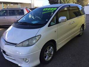 2003 Toyota Tarago(Estima) Primium Automatic People Mover $13999 Beckenham Gosnells Area Preview