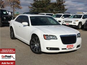 2012 Chrysler 300 *S*PAN ROOF*LEATHER*8.4 SCREEN*