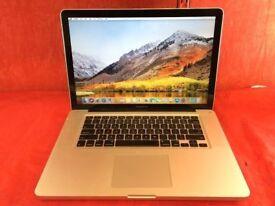 Macbook Pro 15.4inch [2011] 2ghz i7 8GB RAM 1TB HDD + MS OFFICE/WORD + WARRANTY L816