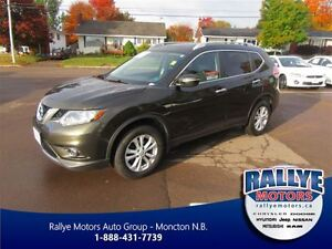 2014 Nissan Rogue SV! AWD! EXT Warranty! Back-Up! Alloy! Sunroof