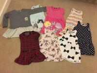Girls clothes bundle 2-3yrs - spring/ summer
