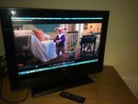 "Sanyo 32"" LCD tv full HD 2 HDMI ports fully working"