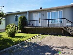 197 500$ - Bungalow à vendre à Jonquière (Arvida) Saguenay Saguenay-Lac-Saint-Jean image 1