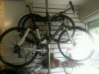 Must go today large ex display claud Butler road bike