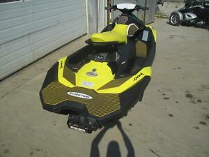 2016 Sea-Doo SPARK 3-UP ROTAX 900 ACE + IBR + CONVENIENCE Cambridge Kitchener Area image 3