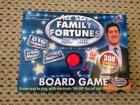 Family Fortunes board game - brand new