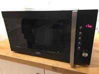 Combination Microwave Oven, model CDA MC41BL Built-in or Freestanding