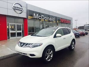 2013 Nissan Murano LE - One Owner, Fully Equipped 9.9 out of 10!