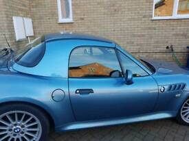 Bmw z3 hardtop and fitting kit