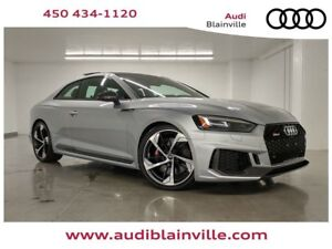 2018 Audi RS 5 Audi Sport Pack + Carbon Optics Pack DEMO***