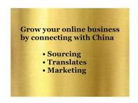 E-Commercial China Products sourcing/ Online Business advisor/Negotiator/Translater/manufacturer