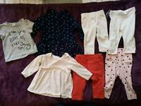 Baby girl clothes 4-6month