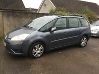 CITROEN C4 PICASSO 1.6 HDI VTR+ 7 SEATER P/EX WELCOME
