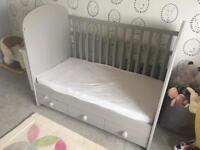 Ikea cot bed brilliant condition