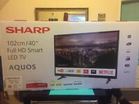 BRAND NEW SEALED SMART LED TV HD (40 inch)