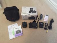 Canon EOS 1000D Digital SLR camera