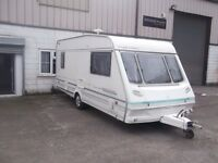 ABBEY STATFORD 5 BERTH CARAVAN YEAR 1998,1999 MODEL READY FOR HOILDAY