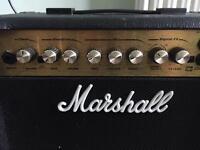 Marshall 45 watt MG series 15DFX GUITAR AMP