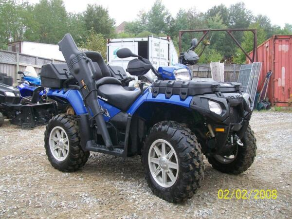 Used 2010 Other Sportsman® 550 Touring EPS