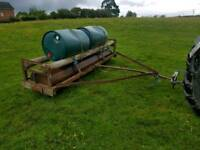 Tractor 10ft land field paddock roller