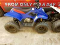 70cc quad bike