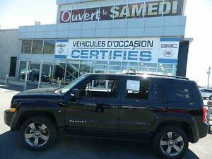 2015 Jeep Patriot High Altitude 4X4 + CUIR + TOIT OUVRANT