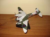 """Oxford Diecast 1/72 De Havilland Mosquito FB.VI """"Black Rufe"""""""