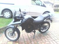 "DERBI TERRA 125'4T 65 REG "" MALLOSI ""KIT 172"" 1 OWNER FROM NEW"