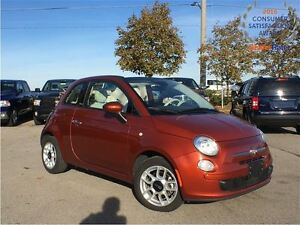 2014 Fiat 500C 500C**CONVERTIBLE**BLUETOOTH**