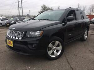 2014 Jeep Compass Sport/North 4x4 HEATED FRONT SEATS