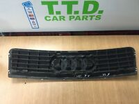 AUDI A6 2003 FRONT GRILL WITH BADGE