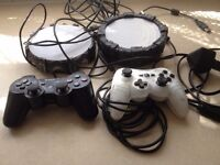 PS3 Plus 22 Games 22 Skylanders all wires in good condition