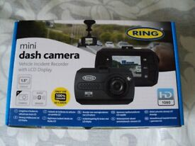 PAIR OF CAR DASH CAMERAS !! NEW UNUSED / SEALED BOXES !!