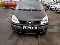 2007 RENAULT G - SCENIC DYN S7 DCI 1.9 L DIESEL *** 6 SPEED GEARBOX *** 7 SEATER *** MUST BE SEEN***