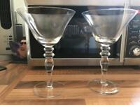 Collection of glassware - perfect condition!