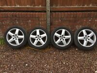 Audi 17in Alloy Wheels (5x112) VW/Audi/T4 etc