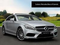 Mercedes-Benz CLS CLS350 D AMG LINE PREMIUM (silver) 2016-04-29