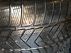 255/50/19 Pirelli scorpion winter 6-7/32