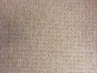 Biscuit coloured carpet