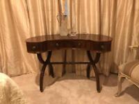Antique Bean shape desk