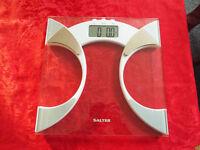 Salter Ultra Slim Analyser Scale 9141 WH3R