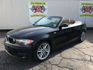 2008 BMW 1 Series 128i, Automatic, Leather, Convertible,