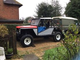 Land Rover whitbred buggy (off roader, dirt, other vehicles)