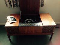 HMV radio stereogram