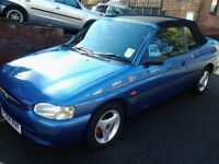 ford escort calypso convertible , may take px